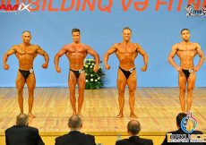 1st European Games BAKU - Classic Bodybuilding 171cm