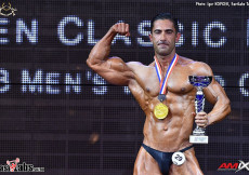 2017 World Mens Champ - Classic BB 171cm