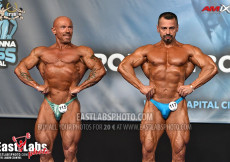 Master BB 50-54y 80kg - 2019 European Championships
