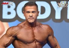 2021 European - Master Men's Physique 45-49y