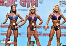 2018 World Fitness - Bikini 166cm