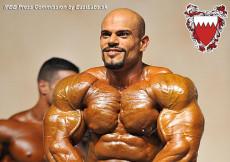 Bahrajn 2013 nad 100kg
