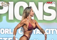 2020 World, Saturday - Master Bodyfitness 40-44y
