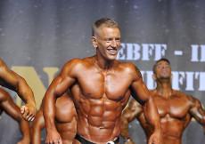 2014 Majstrovstvá Európy, klasik kulturistika 180cm
