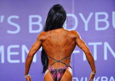 Kyjev finale bodyfitness -168 cm