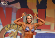 2014 AC USA overall Womens Physique