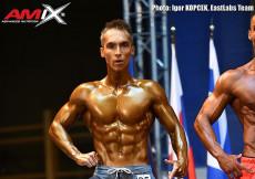 2016 M-SR mužov - semifinále men´s physique