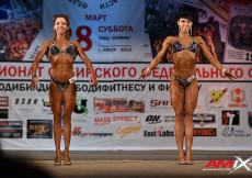 2015 Sibir Cup - bodyfitness overall champion