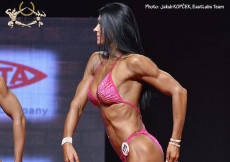 2017 EVLS Prague - Bodyfitness 168cm plus