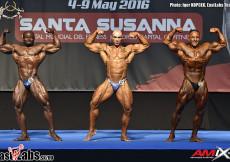 2016 European Ch. - bodybuilding 100 and plus 100kg
