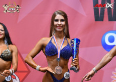 2019 Madrid - Bikini 166cm