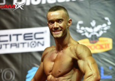 2018 Macedonia - Mens Physique over 182cm