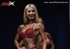 2017 AMIX Cup - Bikini ženy do 166cm