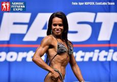 2015 Nicole Wilkins Champ - Bodyfitness Final