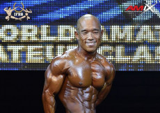 2018 World BB Champ. - Sunday, BB 65kg