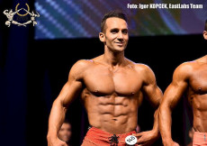 2015 Olympia Europe - M Physique Prejudging