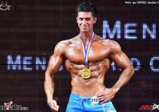 2017 World Mens Champ - MPh 182cm