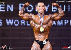 2017 World Mens Champ - BB 80kg