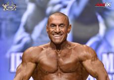 2018 World Master - Bodybuilding 50-54y over 80kg