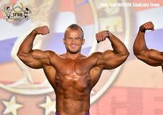 2015 ACE Amateur - BB up to 95kg