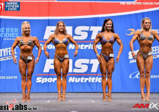 2015 Nicole Wilkins Champ - Bodyfitness Overall