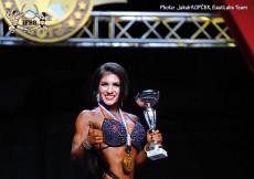 2017 ACE - Women's Bodyfitness up to 158cm