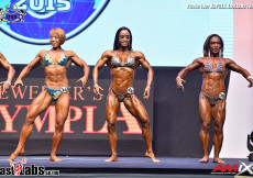 2015 Olympia Asia - Womens Physique