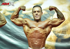 2018 Macedonia - Bodybuilding 85kg