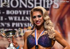 2017 IFBB World Womens Championships | EastLabs sk