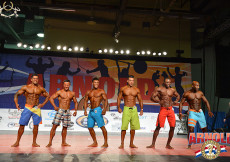 2014 AC USA overall Mens Physique