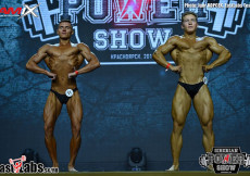2016 Siberian Power - teen bodybuilding