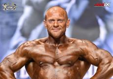 2018 World Master - Bodybuilding 40-44y up to 90kg