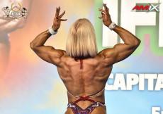 2020 World, Saturday - Women's Physique 163cm