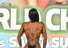 2020 World, Saturday - Bodyfitness 168cm plus