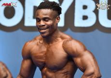 2021 European - Muscular Men's Physique