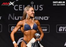 2018 Sweden Grand Prix, Bodyfitness over 163cm