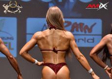 2018 Diamond Luxembourg, Bikini 169cm