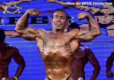 2015 World BB Spain - Bodybuilding 65kg