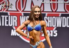 2015 Olympia Am Moscow - Bikini 169cm plus Final