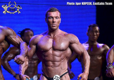 2015 World BB Spain - Bodybuilding 90kg