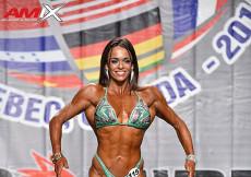 2014 Montreal - Bodyfitness 160cm, Final