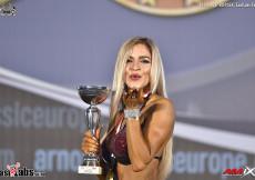 2017 ACE - Women's Bikini Fitness up to 166cm