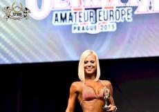2015 Olympia Europe - Bikini Awards