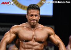 2016 Diamond Liverpool - Bodybuilding 85kg