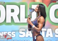 2020 World, Sunday - Master Bikini-Fitness 40-44y