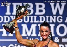 2017 Masters World Bodyfitness OVERALL