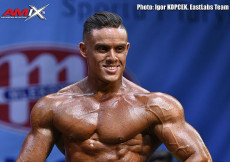 2016 World Fitness - Mens PH 170cm