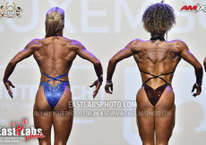 2019 Diamond Luxembourg - Bodyfitness Overall