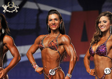 2014 AC USA Fitness prejudging and final
