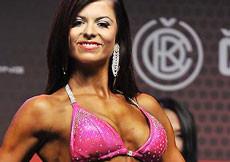 Bikini do 168cm - Olympia Amateur Prague